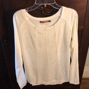 Prana light weight, long sleeve shirt